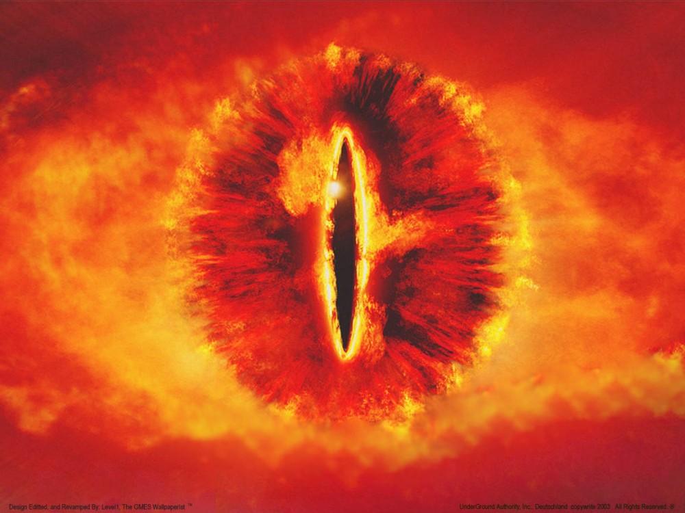 Benedict Cumberbatch Is Sauron (3/5)