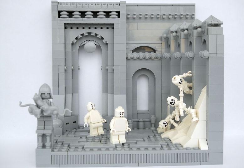 1. Limbo, Lego Hell.  Mihai Marius Mihu.