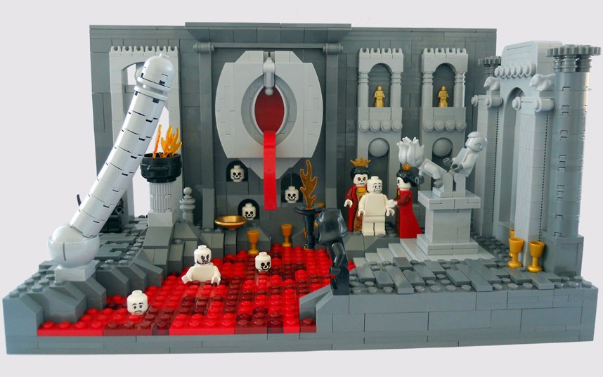 Lego Hell ~ Top Blog Post #2 (2/6)