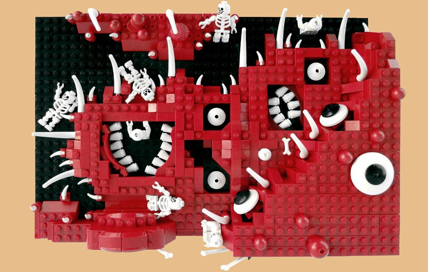 Lego Hell ~ Top Blog Post #2 (3/6)
