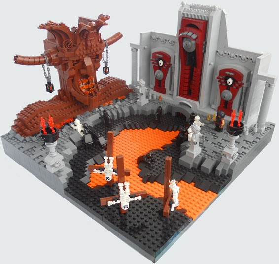 Lego Hell ~ Top Blog Post #2 (6/6)