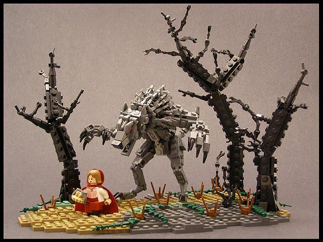 Lego Fairy Tales (1/6)