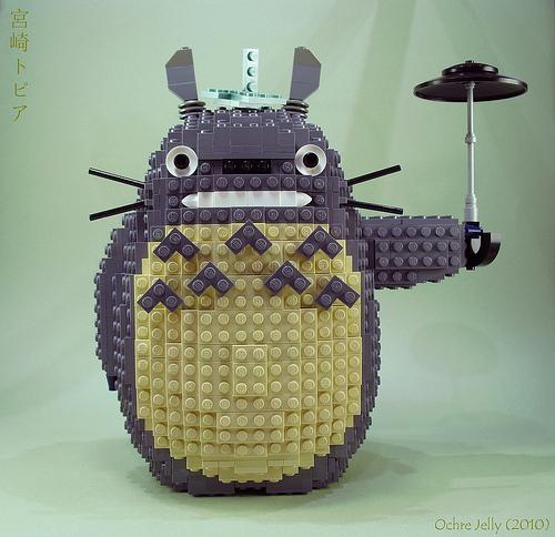Iain Heath Totoro