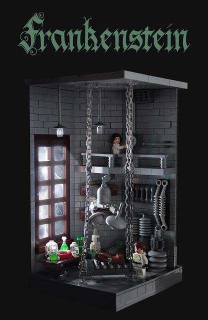 Frankenstein Xenomurphy
