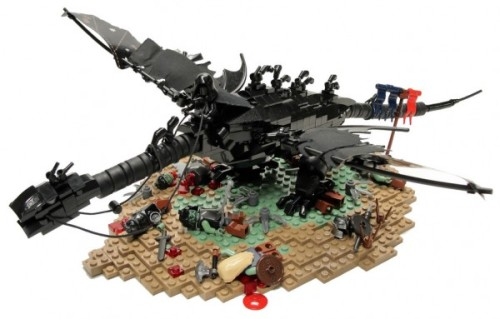 Amazing Middle-earth Lego