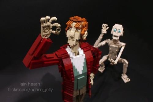 iain-heath-lego-bilbo-gollum1-600x400