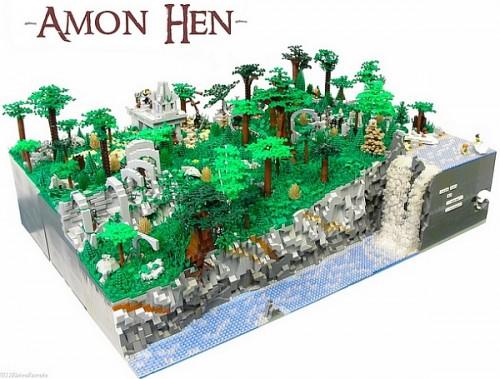 LEGO-Lord-of-the-Rings-Amon-Hen-by-Blake-Baer-Jack-Bittner-500x379