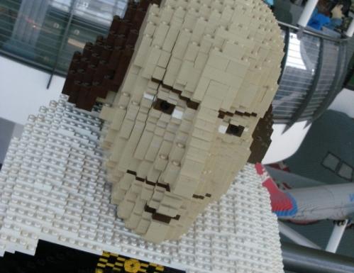LEGO-Shakespeare